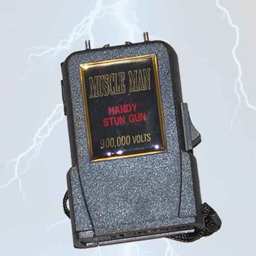 900,000 Volts High Power Voltage Stunn Gun