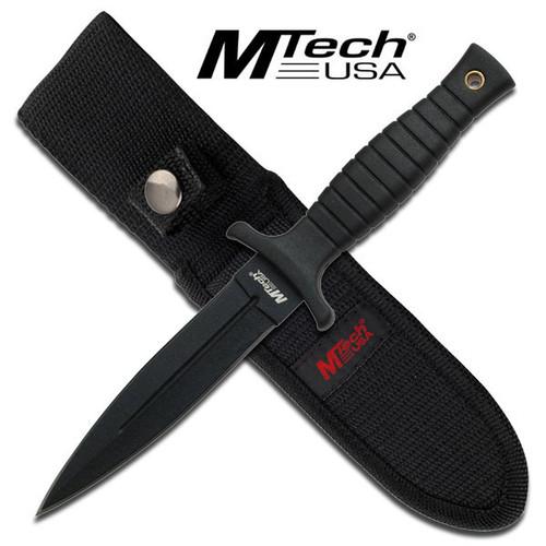 MTech USA Full Tang Survival Spear Knife