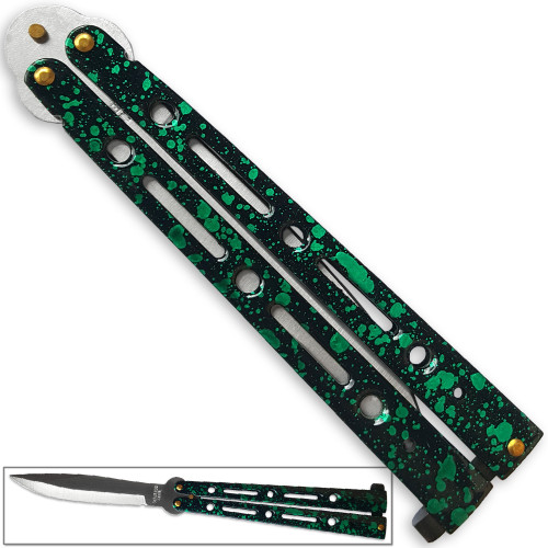 Executive Butterfly Balisong Knife