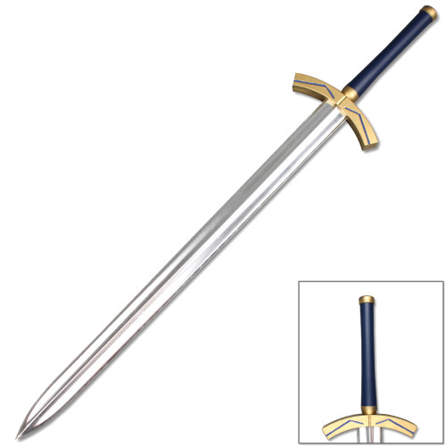 Saber's Excalibur FOAM Sword Fate TYPE-MOON Noble Phantasm