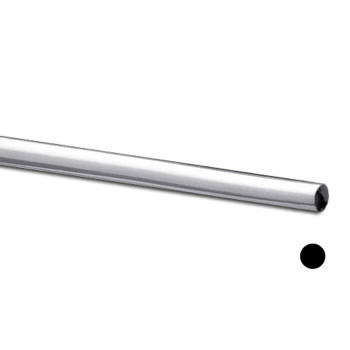 925 Sterling silver Round Wire, 12Ga(2mm) | Sold by cm | 100312 |Bulk Prc Avlb