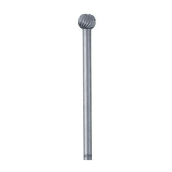 High-Speed Steel Round Bur, 4.7mm |Sold by Each| 345519