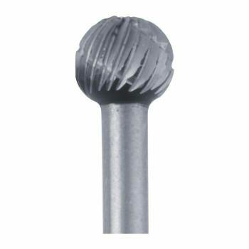 High-Speed Steel Round Bur, 5.0mm  Sold by Each  345520