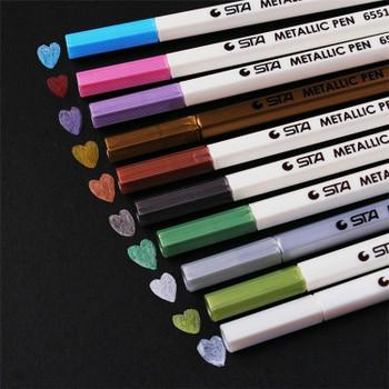 STA Metallic Pen | Gold | 6925137854118