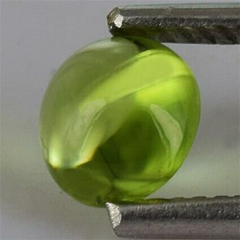 5.5x5.5x2.9 mm Round Eye Clean Green Peridot, Sold By each | RG018