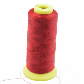 Nylon Cord 0.3mm | Red | Sold by Foot | NL0303F
