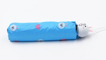 Umbrella Blue Kinnie Bunny