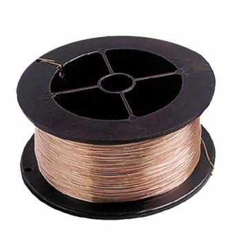 Copper Round Wire, 22Ga (0.64mm) | 1-Lb. Spool | 132322