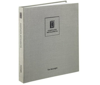 `The Complete Metalsmith Professional Edition(Hard Cover Spiral bound) | Book | 9781929565054