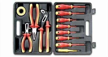 Hurricane 12pcs electrician VDE tools set   HU104006