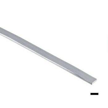 925 Sterling silver Rectangle Wire, 5x1.25mm |Sold by cm| 100590 |Bulk Price Av