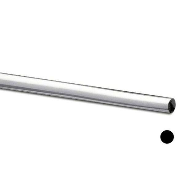 925 Sterling silver Round Wire, 20Ga(0.812mm) |Sold by cm| 100350 |Bulk Price Av|