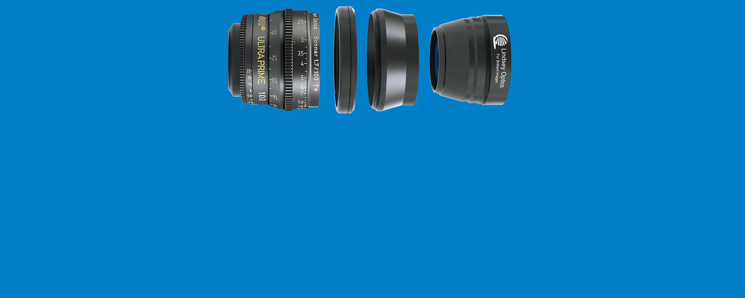 Lindsey Optics Brilliant Macro Attachment Lenses