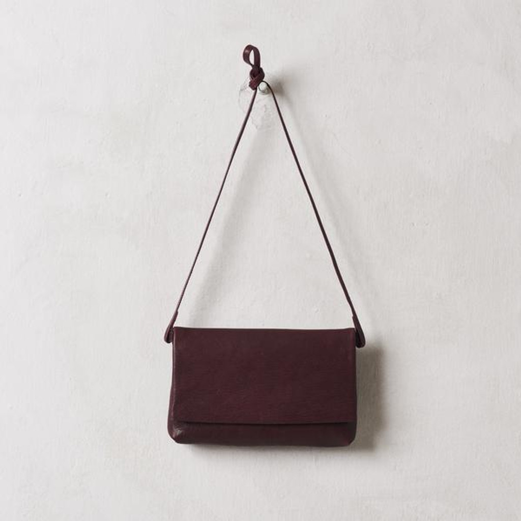 Sangria Fold-over Bag