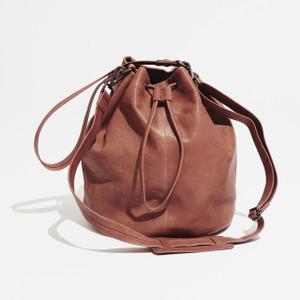 Terracotta Bucket Bag