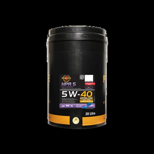 Penrite HPR 5 5W-40 20 Litres