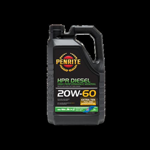 Penrite HPR Diesel 20W-60 5 Litres