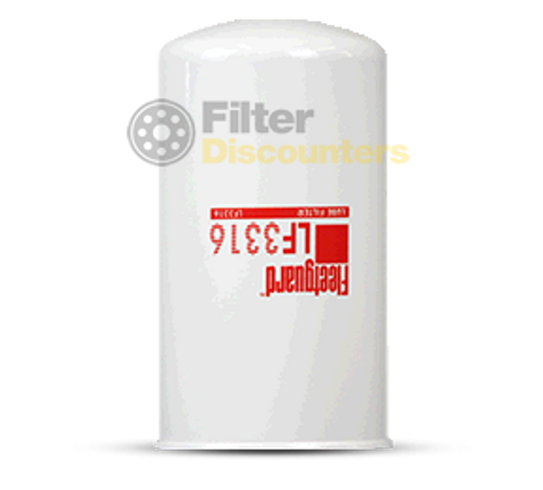 Fleetguard Filter LF3316 with Filter Discounters Logo