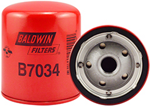 B7034 Baldwin By-Pass Lube Spin-on