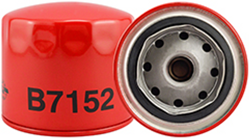 B7152 Baldwin Lube Spin-on Replaces Kubota 17321-32430