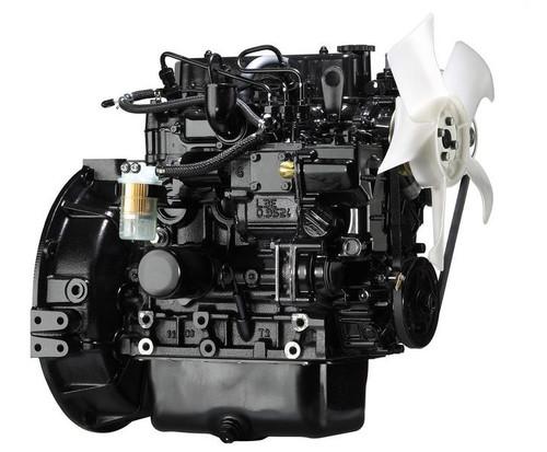 Mitsubishi L3E Diesel Engine 65SAG Spec