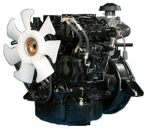 Mitsubishi S4S-DT Diesel Engine 65SAG Spec