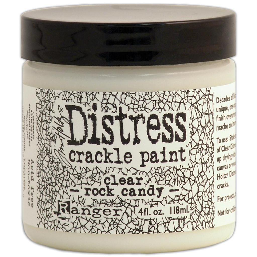 Distress Crackle Paint