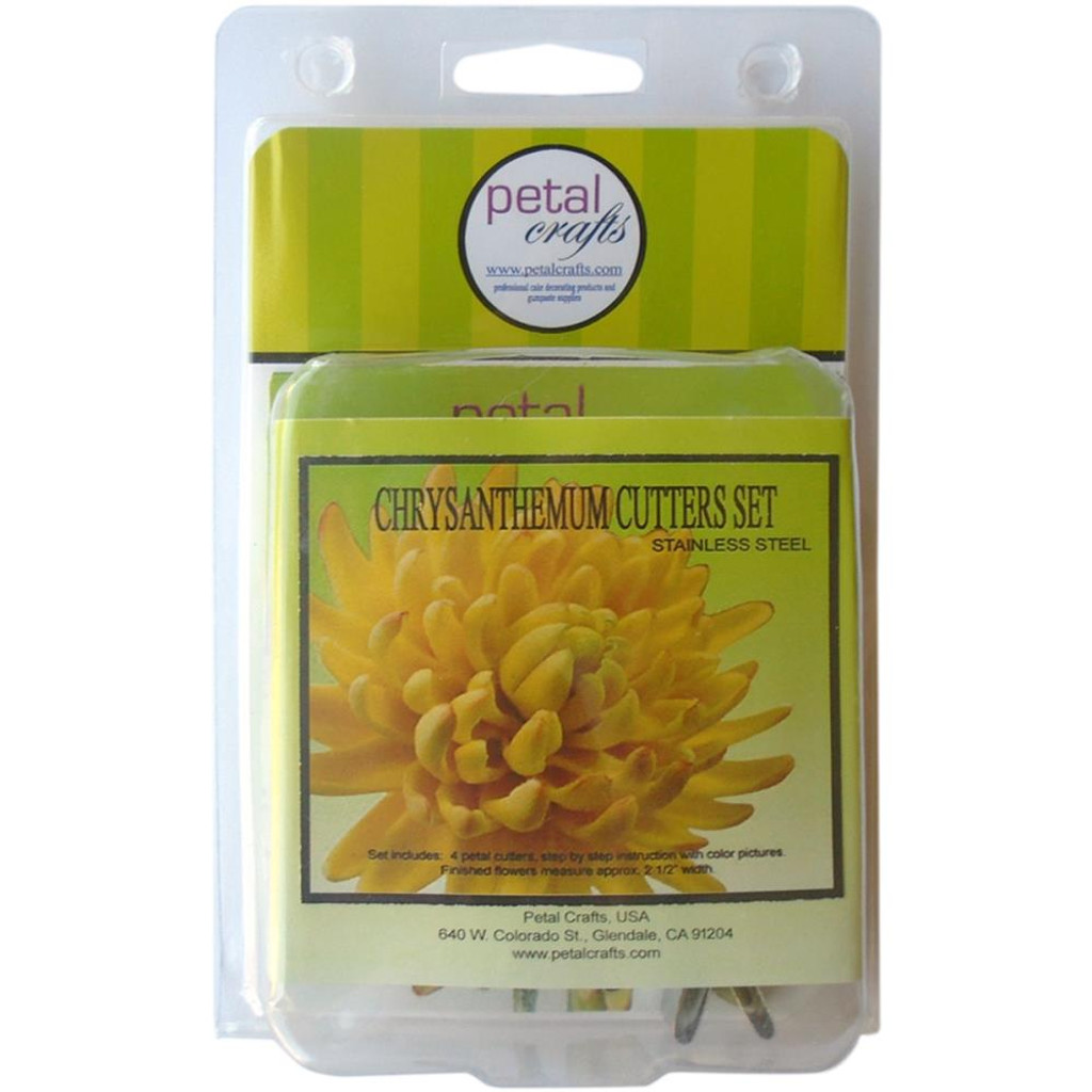 Chrysanthemum Cutter Set