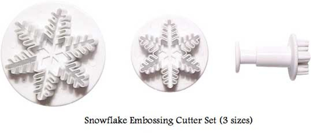 Embossing Cutters - Snowflake