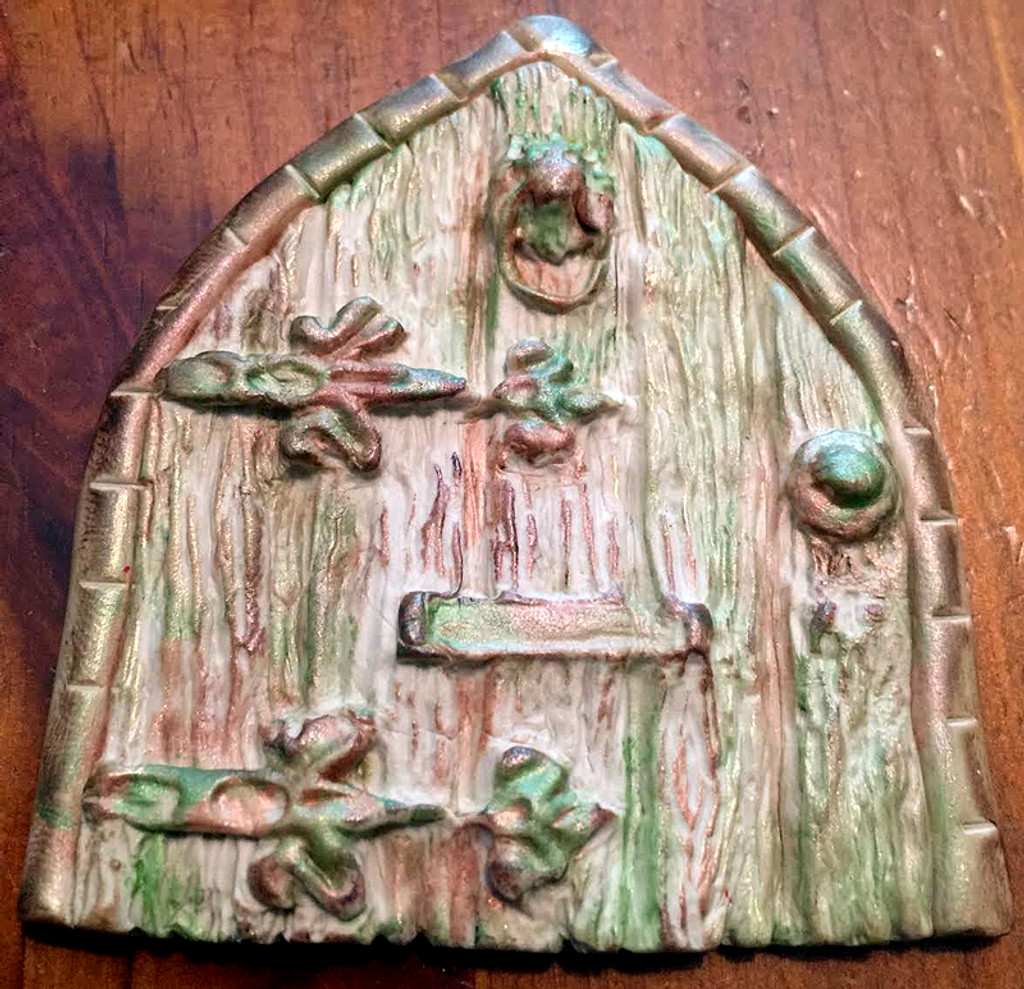 Enchanted Rustic Fairy Door Mold