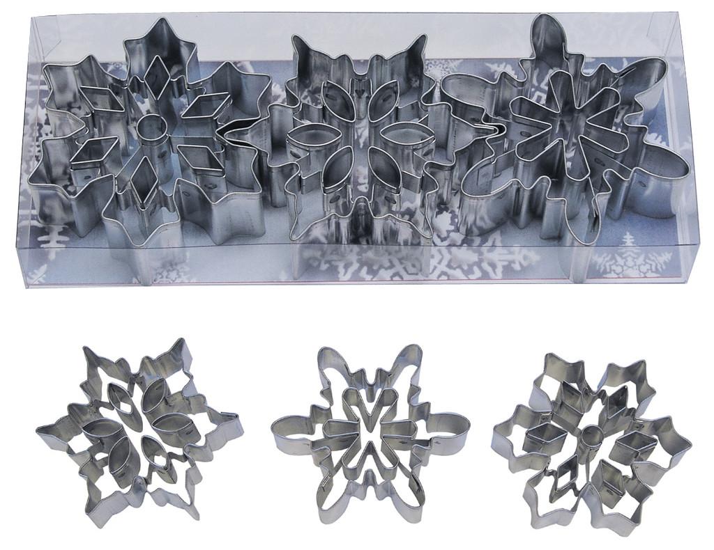 Snowflake 3 piece set