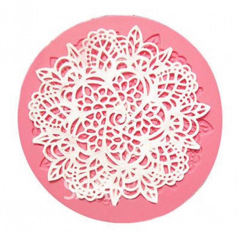 Flower Lace Silicone Mold/Mat
