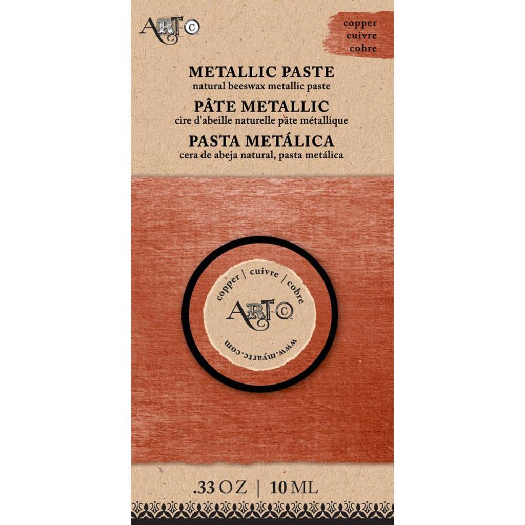 Art-C Wax Paste - Copper