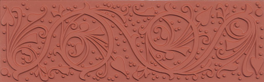 Rubber Stamps Ornate Border