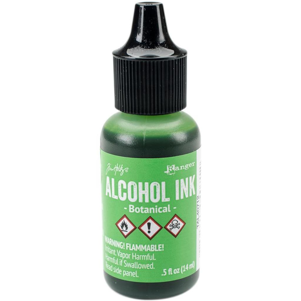 Alcohol Inks Tim Holtz - Botanical