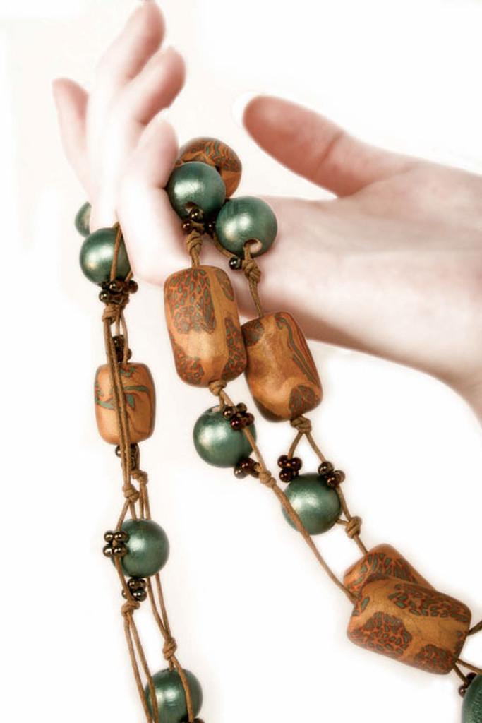 Pardo Jewellery Clay - Apatite Green
