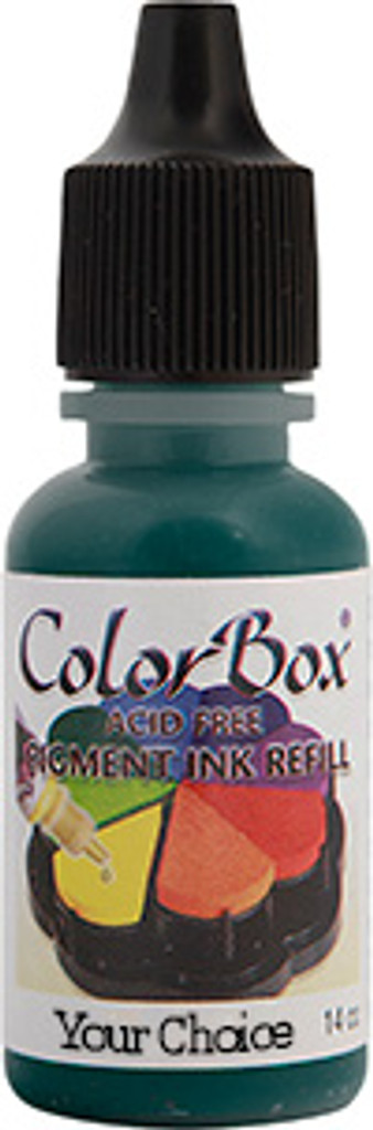 Colorbox Pigment Ink Refill - Curry