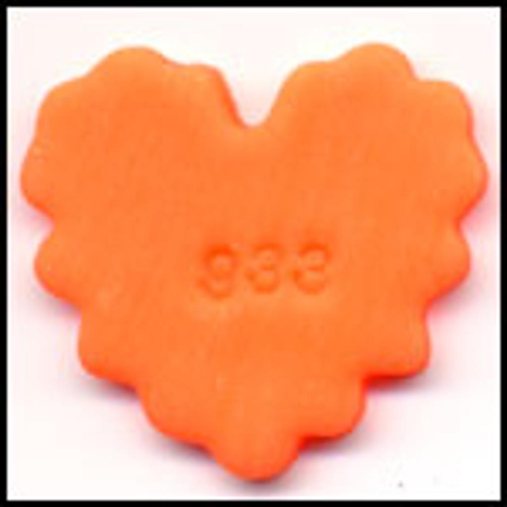 Pardo Jewellery Clay -  Neon Orange