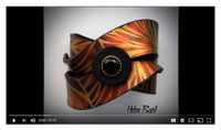 Helen Breil Silk Screen Demo 2016 Video