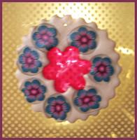 Linzer Cutter Ornament Tutorial