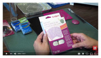 Sculpey Clay Silk Screen Kit Demo Video