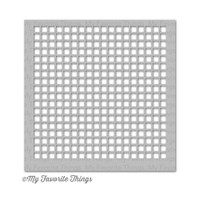 "MIX-ables Stencil 6""X6"" - Grid"
