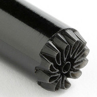 Kor Tools Flower - Aster Outline Stamp