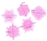 Mandala Flower Stamps Set Of 5 Beautiful Designs