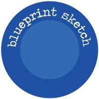 Tim Holtz Distress Ink Blueprint Sketch Re-Inker