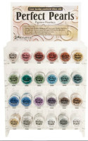 Perfect Pearls Pigment Powders - Confetti White