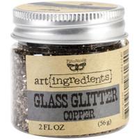 Finnabair Glass Glitter Copper
