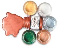 Jacquard Lumiere Metallic Acrylic Paint 2.25oz - Burgundy