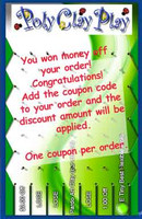 Dollar off Game Coupon