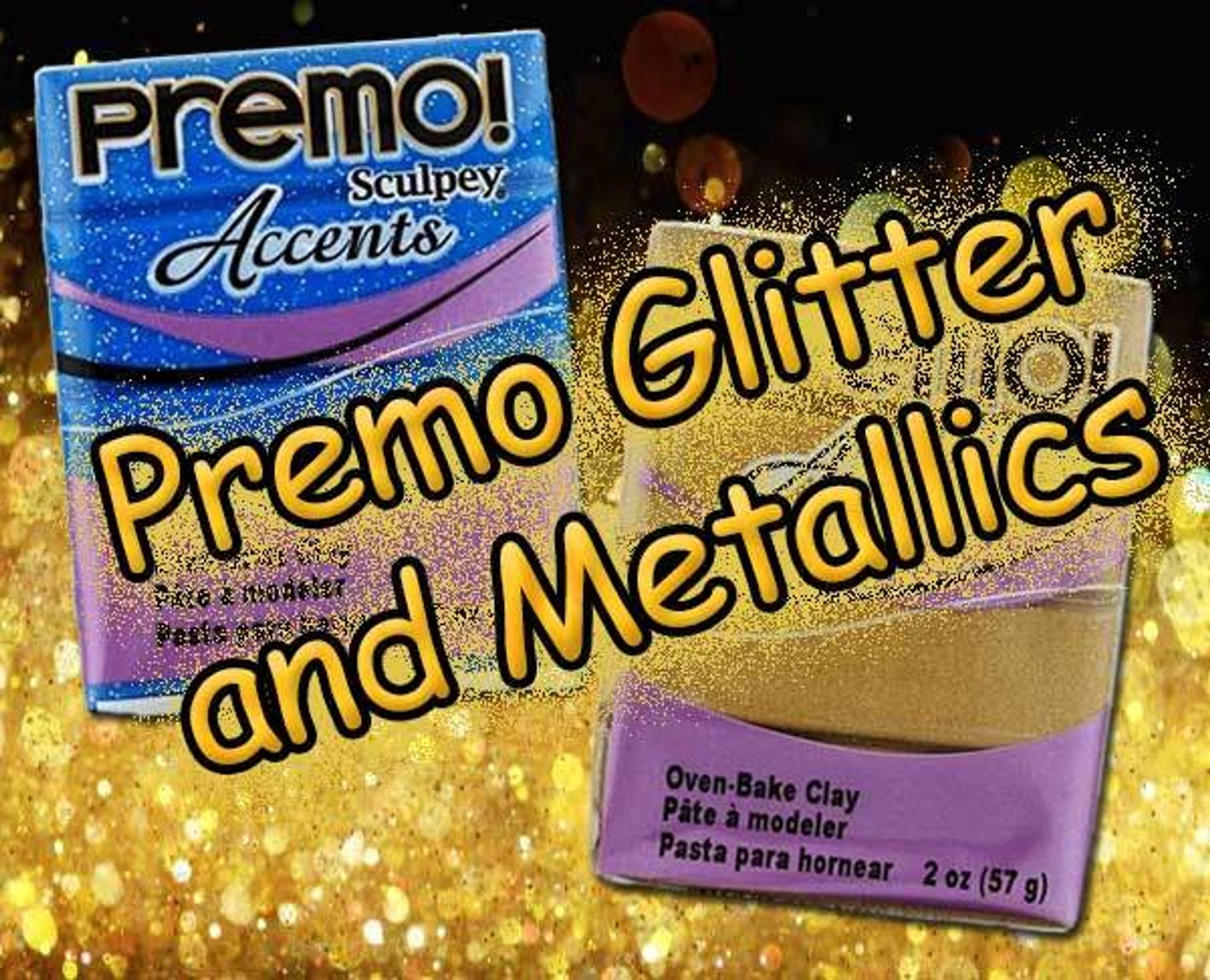 Premo! Glitter and Metallics